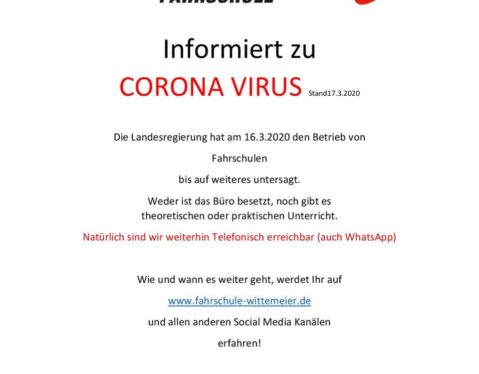 Corona Info17.3